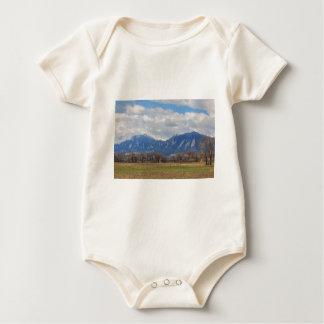 Body Para Bebê Opinião de cão de pradaria de Boulder Colorado