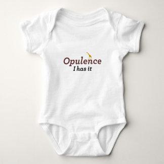 Body Para Bebê opulence eu tenho-o