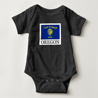 Body Para Bebê Oregon