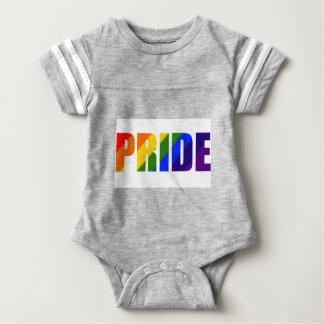 Body Para Bebê orgulho do arco-íris