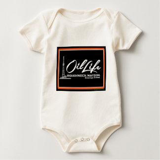 Body Para Bebê Original Copyright da VIDA do ÓLEO