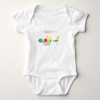 Body Para Bebê Os bilhetes do vôo são minha moeda