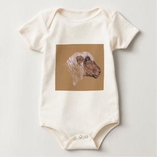 Body Para Bebê Os carneiros Surly