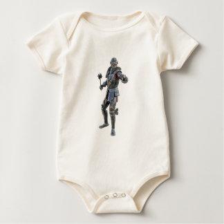 Body Para Bebê Os cavaleiros desafiam a seu oponente
