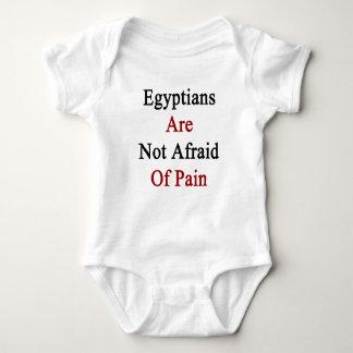 Body Para Bebê Os egípcios não estão receosos da dor