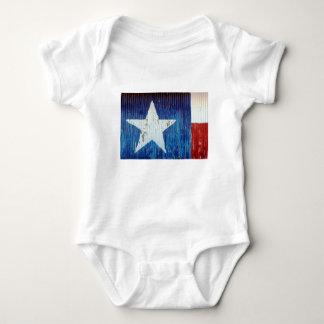 Body Para Bebê Os Estados Unidos América de Texas EUA