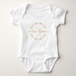 Body Para Bebê os felizes anos novos