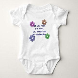 Body Para Bebê Os KRW se você pensa que eu sou bonito consideram