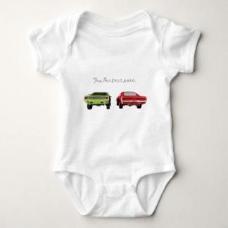 Body Para Bebê Os pares perfeitos