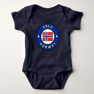 Body Para Bebê Oslo Noruega