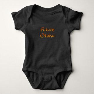 Body Para Bebê Otaku futuro