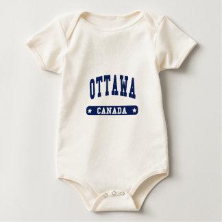 Body Para Bebê Ottawa