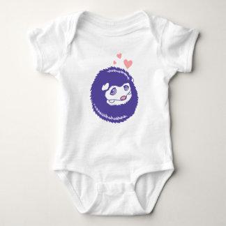 Body Para Bebê Ouriço