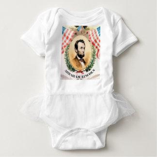 Body Para Bebê Oval de Abe