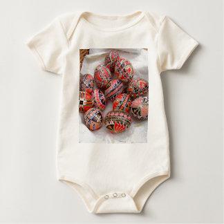 Body Para Bebê Ovos da páscoa