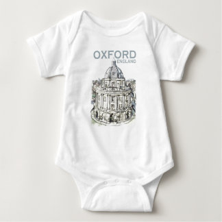 Body Para Bebê Oxford Inglaterra