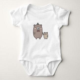 Body Para Bebê Pai e filho