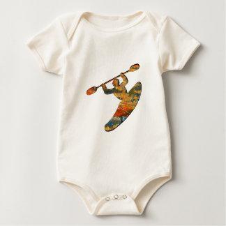 Body Para Bebê País do caiaque