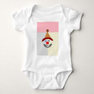 Body Para Bebê palhaço