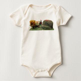 Body Para Bebê Palhaço Empresa é divertimento