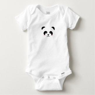 Body Para Bebê Panda