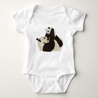 Body Para Bebê Panda bonito