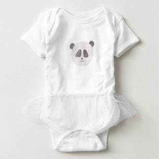 Body Para Bebê Panda da beleza