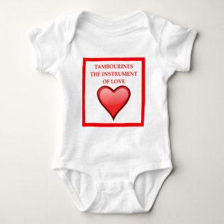 Body Para Bebê pandeiro