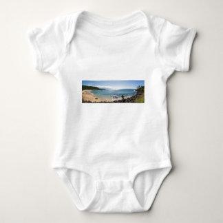 Body Para Bebê panorama da baía do waimea