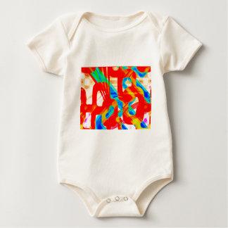 Body Para Bebê Para o amor de Geo - Fleuro Geo