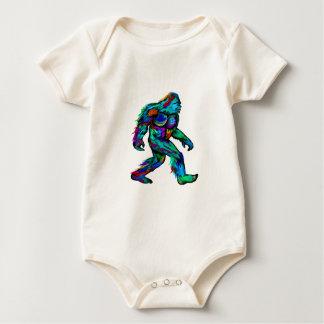 Body Para Bebê Para sempre Yeti