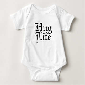 Body Para Bebê Paródia engraçada da vida do abraço
