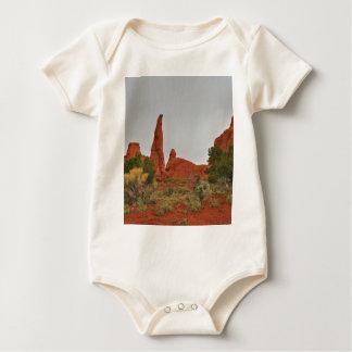 Body Para Bebê Parque estadual da bacia de Kodachrome, Utá 2