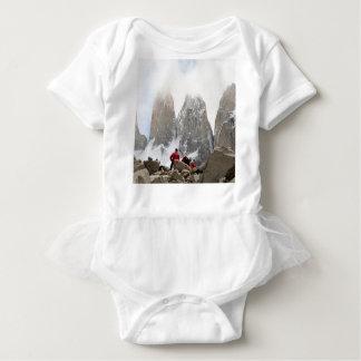 Body Para Bebê Parque nacional de Torres del Paine, o Chile