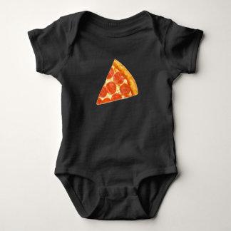 Body Para Bebê Parte de mim pizza