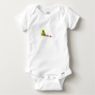Body Para Bebê Páscoa