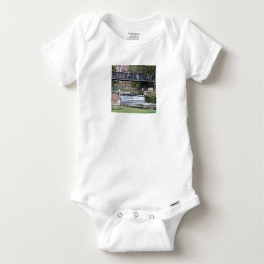 Body Para Bebê Passadiço do fechamento de Jesus, Cambridge