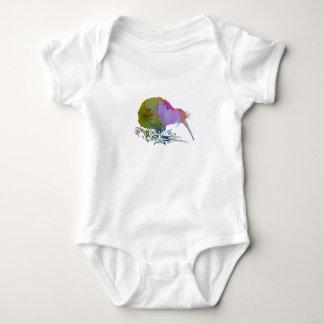 Body Para Bebê Pássaro do quivi