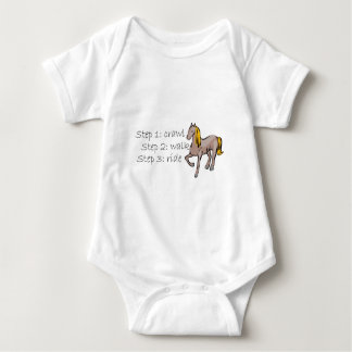 Body Para Bebê Passeio da caminhada do rastejamento