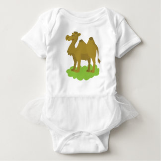 Body Para Bebê passeio do camelo alto