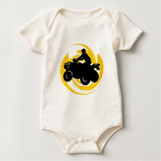 Body Para Bebê Passeio e moagem