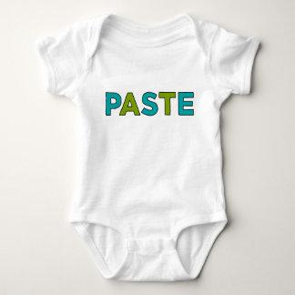 Body Para Bebê PASTA - cópia & pasta para gêmeos