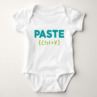 Body Para Bebê PASTA (CTRL+V) Cópia & pasta