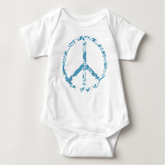 Body Para Bebê peace23