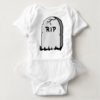 Body Para Bebê Pedra principal do rasgo