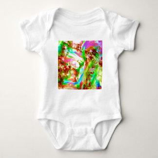 Body Para Bebê Pedras preciosas Pastel