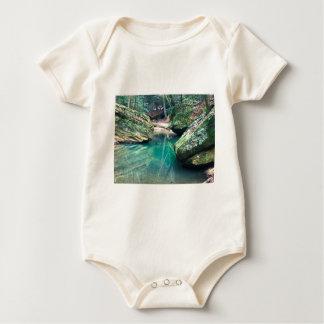 Body Para Bebê Pedregulhos das colinas de Hocking