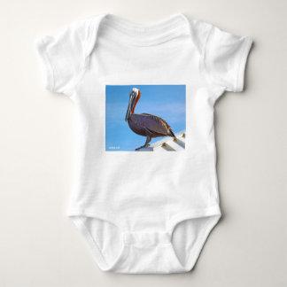 Body Para Bebê Pelicano outra vez