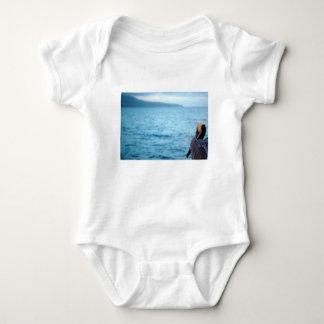 Body Para Bebê pelicano pacífico