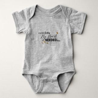 Body Para Bebê Pensamento positivo, bebê do arco-íris, mamã do